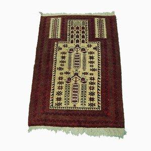 Vintage Middle Eastern Beluch Rug, 1960s