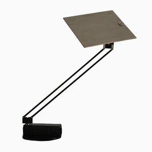 Lampada da tavolo W&O di Aluminor, anni '80