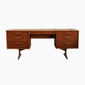 Mid-Century Teak Console Table by Frank Guille for Austinsuite, 1970s