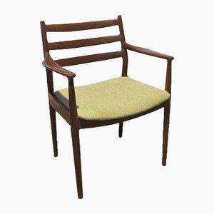 Chaise d'Appoint par Arne Vodder pour France & Søn/France & Daverkosen, 1950s