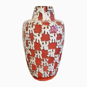 Vaso da terra Berlin di Hack, Willi & Hans Kraemer per ES Keramik, anni '60