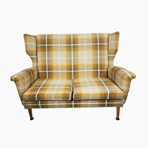Mid-Century Atomic 2-Seater Sofa, 1950s