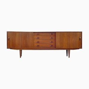 Dänisches Sideboard aus Teak von Clausen & Søn, 1960er