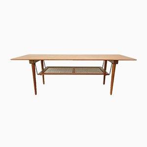 Table Basse Modèle FD 516 en Teck par Peter Hvidt pour France & Søn / France & Daverkosen, années 60