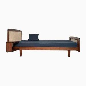 Bed Frame by Roger Landault, 1960s
