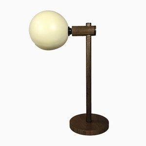 Minimalistische verstellbare Tischlampe von Temde, 1960er