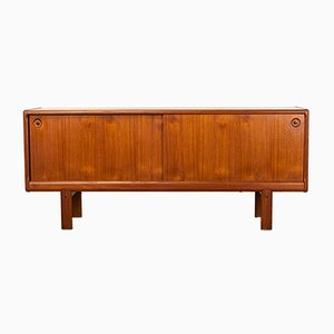 Dänisches Sideboard aus Teak von H.W. Klein für Bramin, 1960er