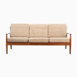 Dänisches Mid-Century Sofa von Grete Jalk für France & Søn / France & Daverkosen, 1960er