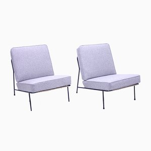 Lounge Chairs by Alf Svensson for Dux, 1950s, Set of 2
