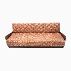 Sofá plegable de UP Závody, años 50
