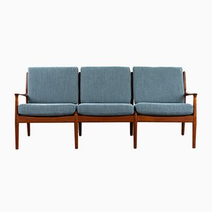 Danish Bed by Grete Jalk for Glostrup, 1960s