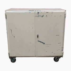 Italian Metal Cabinet, 1960s