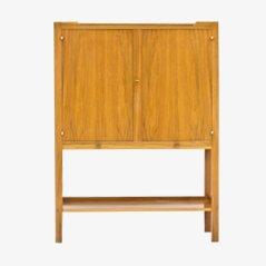 Mahogany Cabinet by Josef Frank for Svenskt Tenn, 1950s