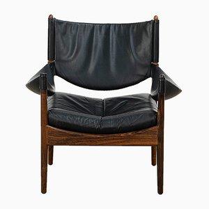 Modus Sessel aus Palisander von Kristian Vedel für Søren Willadsen Møbelfabrik, 1960er