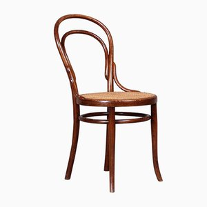 Austrian Beech No. 14 Dining Chair by Michael Thonet for Thonet, 1850s