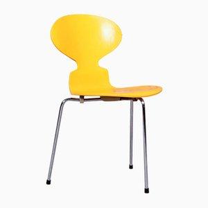 Chaise de Salle à Manger N°3100 par Arne Jacobsen pour Fritz Hansen, Danemark, années 50