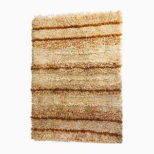 Alfombra de lana, años 60