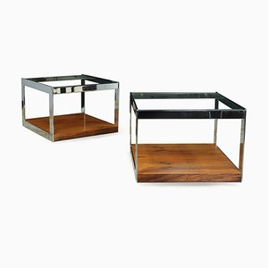 Tables d'Appoint de Merrow Associates, années 60, Set de 2