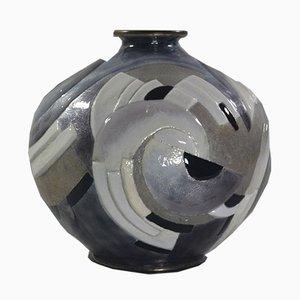 Vintage Art Deco Vase by Camille Faure