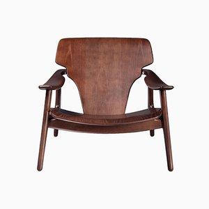 Diz Lounge Chair by Sergio Rodrigues