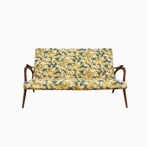 Dänisches Lounge Sofa, 1960er