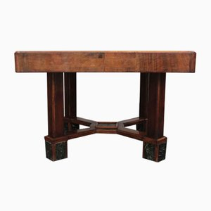 Antique Cherry Dining Table
