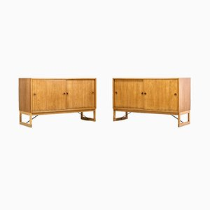 Oak Sideboard by Børge Mogensen for Karl Andersson & Söner, 1960s