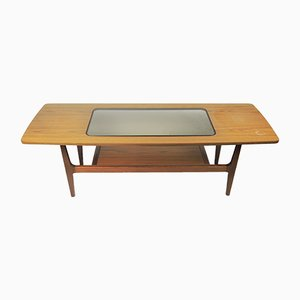 Vintage Formica Coffee Table from Schreiber