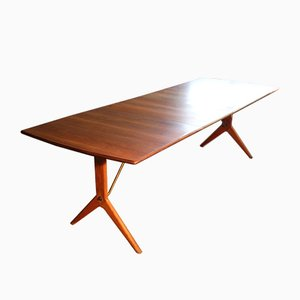 Mid-Century Dining Table by Karl-Erik Ekselius for JOC Vetlanda