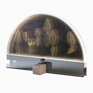 Lámpara de mesa Technofossil Núm. 3 de Gionata Gatto