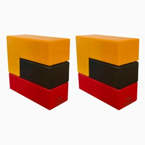 Toise Top Boy by Roberto Lucci & Paolo Orlandini for Terraillon, 1970s, Set of 2
