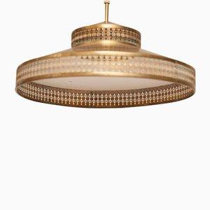 Dänische Mid-Century Deckenlampe, 1960er