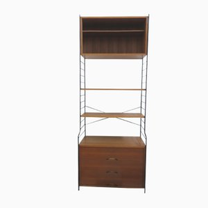 Wood Bookcase from WHB, 1960s