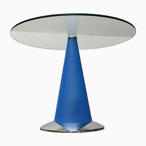 Postmodern Birillo Side Table and Floor Lamp by Parisotto for Fontana Arte, 1980s