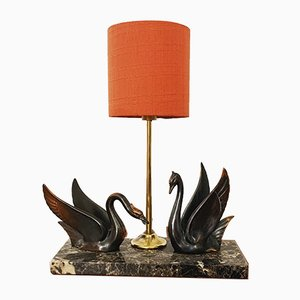 Hollywood Regency Table Lamp, 1960s