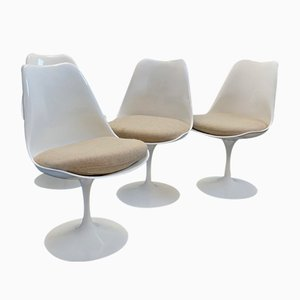 Vintage Tulip Chairs from Knoll Inc. / Knoll International, Set of 4