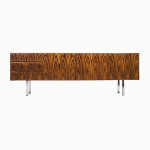 Vintage Rosewood Sideboard by Dieter Wäckerlin for Mobel Mann, 1960s