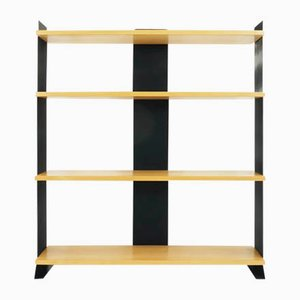 Vintage Swiss Modular Shelf by Wilhelm Kienzle for Embru Werke, 1930s