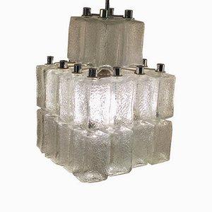 Lámparas de araña de JT Kalmar, años 60. Juego de 2