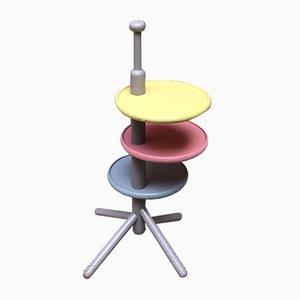 Italian Solid Wood Coffee Table by Toshiyuki Kita for Bernini, 1960s