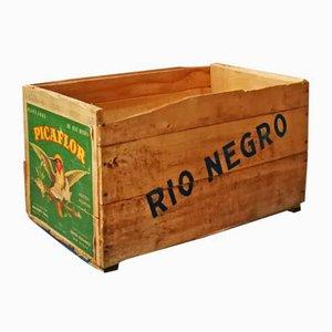 Argentinische Vintage Obstbox von Picaflor, 1960er