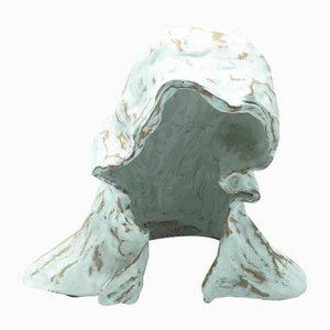 Italienische Skulptur von L. De Simone, 1989