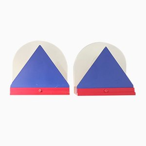 Postmodern Sconces from Ikea, 1980s, Set of 2