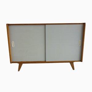 Gray Model U452 Sideboard by Jiří Jiroutek for Interier Praha, 1960s