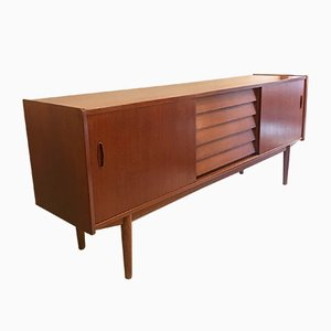 Mid-Century Teak Sideboard by Nils Jonsson for Hugo Troeds, 1960s