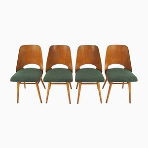 Dining Chairs from UP Závody, 1960s, Set of 4