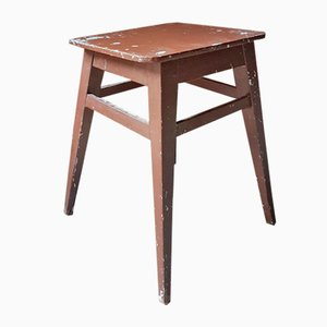 French Stool, 1930s