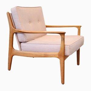 German Lounge Chair by Eugen Schmidt, 1960s