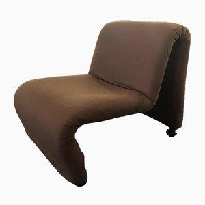 Lounge Chair by Étienne Fermigier, 1970s