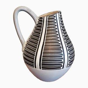 Jarrónn nº 209/27 Mid-Century de Liesel Spornhauer para Schlossberg Keramik